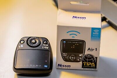 New in Box  Nissin Air 1 Commander with HSS High Speed Sync for Fuji Fujifilm