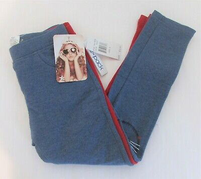 02e3ea0bbd1dc Freestyle Revolution Little Girls' 2 Pack French Terry Jeggings - Size 6