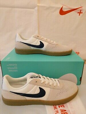 b06ff020 Nike SB Team Classic Summit White Blue Void Uk Size 6 Without Top Lid AH3360