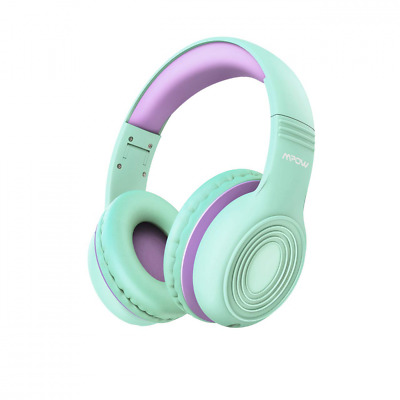 Mpow CH6 Kids Headphones for Baby to Teen, Switchable Volume Limited Safe w/Shar