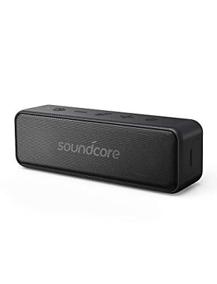 Portable Speaker, Soundcore Motion B Bluetooth by Anker, with 12W Louder Stereo