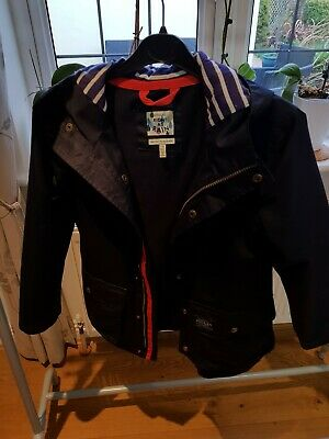 2e884bb44 BOYS JOULES COAT Navy Age 9-10 Years - EUR 7