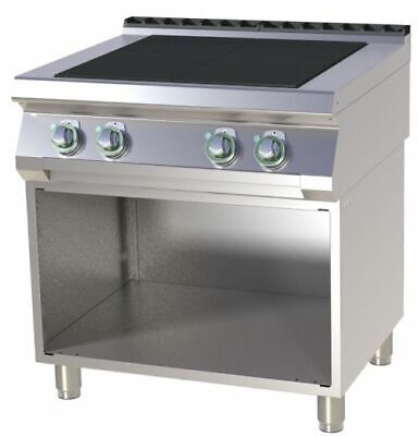 Electric Stove with Base, 800 x 730 x 900mm