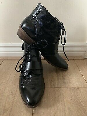 womens black red or dead dallas boots | schuh
