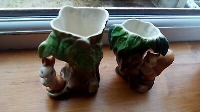 Vintage. Eastgate fauna ornaments made in England.