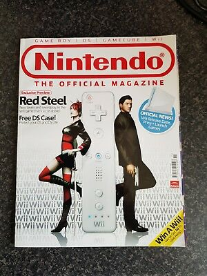 Official Nintendo Magazine Issue 9