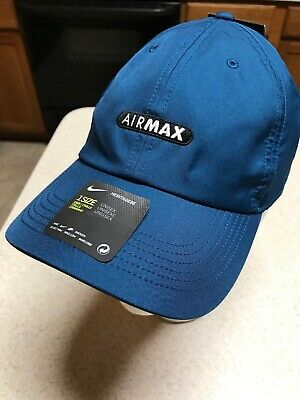 7c3c8124873 Nike Air Max Aerobill H86 Adjustable Breathable Lightweight Cap Hat 891285  474