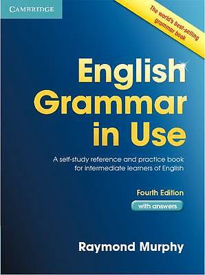 English Grammar in Use Book with Answers: by Raymond Murphy bargain offer!