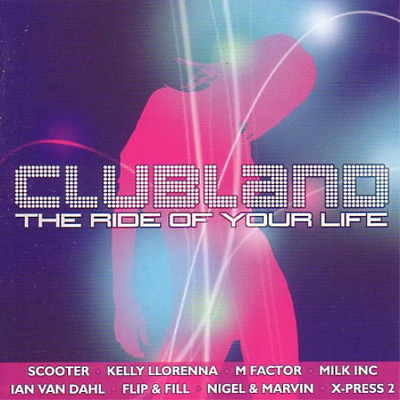 VARIOUS-Clubland CD NEW