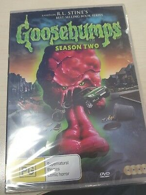 Goosebumps : Season 2 (DVD, 2014, 3-Disc Set)