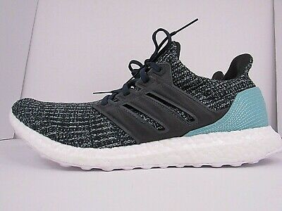 042beca316e08 Men s Adidas Ultra Boost Parley Size 10.5 !worn Around 10 Miles!running  Shoes !