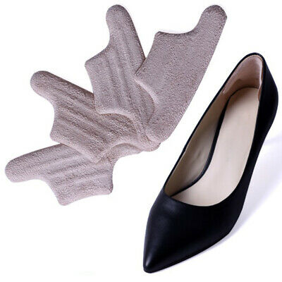 1 Pair Fashion Silicone High Heel Grip Shoes Insole Pad Foot Protector Cushion B