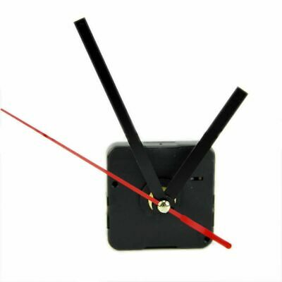 Quartz Clock Movement Mechanism Hands Wall Repair Tool Parts Silent Kit Set DIY