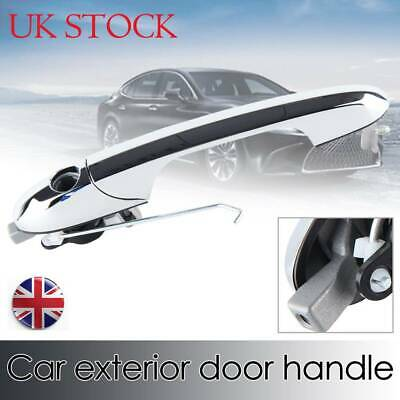 Genuine Fiat 500 Offside Right Drivers Side Chrome Outer Door Handle 735592012