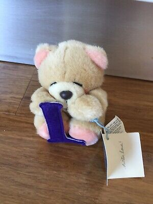 Hallmark Teddy Holding L New With Tags