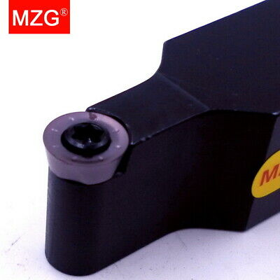 MZG SRDCN 2525M12 CNC Lathe External Turning Tool Holder Cutting Boring Cutter