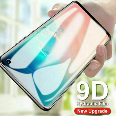 For Samsung Galaxy S10 Soft Screen Protector Full Coverage Hydrogel Film NEW! UK