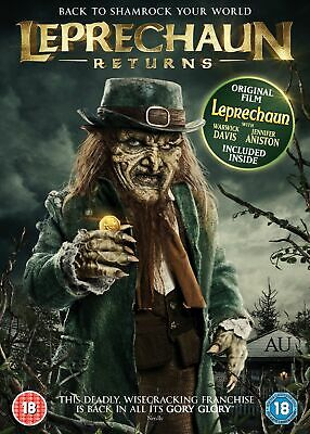 Leprechaun/Leprechaun Returns [DVD]