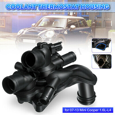 Coolant Thermostat Housing For Mini One Cooper S R56 2007-2013