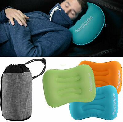 Naturehike Ultralight Portable Air Inflatable Pillow For Hiking Camp Travel SA