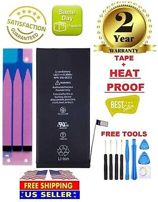 Replacement Battery for iPhone 6Plus with Tool Kit 2 Year Warranty+ oem tool kit