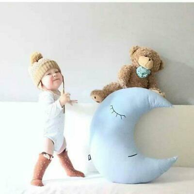 Cloud Moon Cushion Sweet Dreams Kids Nursery Pillow Soft Toys For Children Gifts