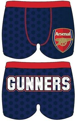 Boys Kids Arsenal Gunners Boxers Shorts Trunk Pants Underwear Briefs Knickers