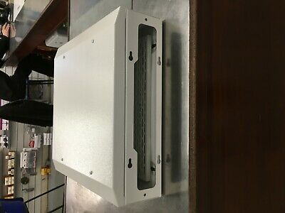 Abb Epb Teb 400C  Extension Box Plain Cover   1Ska123142C0001