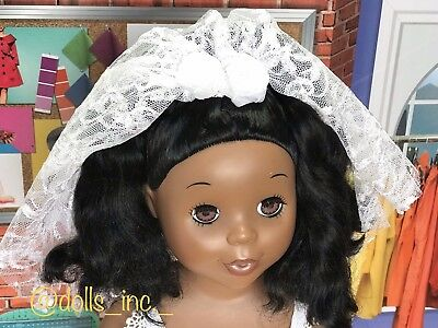 Our Generation My Life As Wedding Gown And Veil 18 Inch Doll Clothes