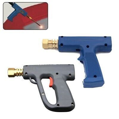 Welding Mouldings & Trim Spot Welding Gun Soldering Torch For Car Dent Repair Welder W/ Triggers Standard