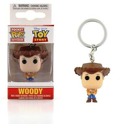Funko Pocket Pop Keychain Disney Pixar Toy Story - Woody Vinyl Figure #37018