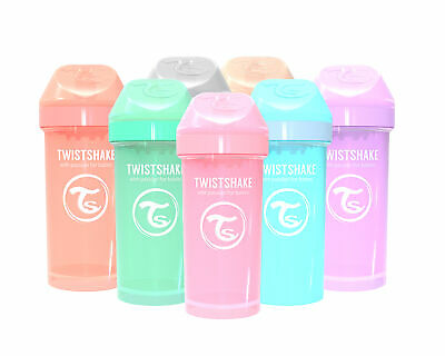 TwistShake Ergonomic, Spill-free, Fruit Infuser, Kid Cup, 360ml Sippy Cup