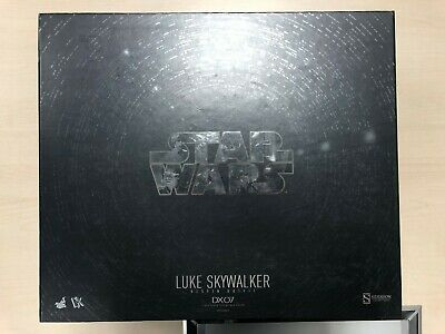Hot Toys DX07 DX 07 Star Wars Luke Skywalker (Bespin Outfit) Mark Hamill USED