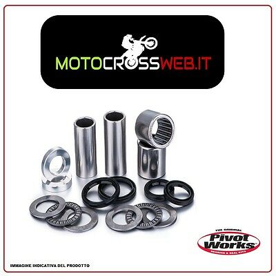 Kit Pivot Works Revisione Perno Forcellone Ktm 250 Sx-F 2005-2015