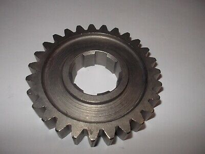 26 Tooth Countershaft Drive Gear for Harley Sportster XL 1987-90 4-speed Models