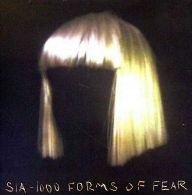 1000 Forms of Fear - Sia Compact Disc Free Shipping!