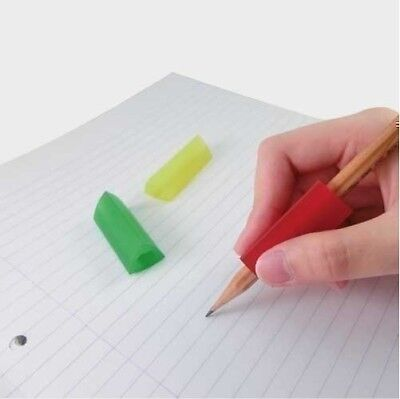 Pack of 3 Writing Grips Aid / Can Aid Grip on Standard Pencils