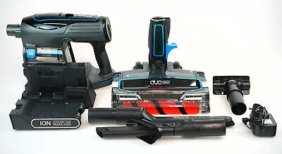 Shark IF252 IONFlex 2X DuoClean Cordless Ultra-Light Vacuum Cleaner