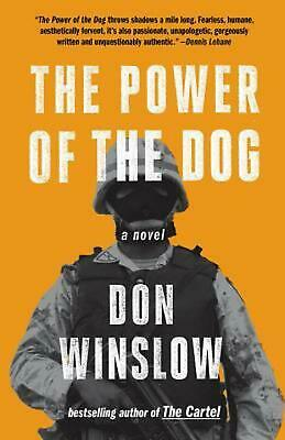 The Power of the Dog by Don Winslow (English) Paperback Book Free Shipping!