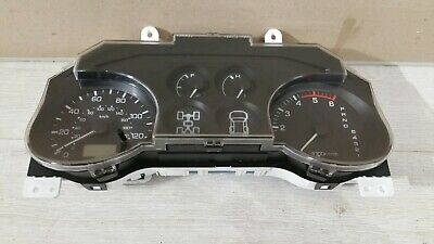 MITSUBISHI SHOGUN PININ SPEEDO DASH CLOCKS PLASTIC  HOUSING TOP