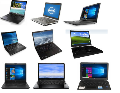 FAST LAPTOP WINDOWS 10, NEXT DAY DELIVERY i2/i5/i7 4GB/8GB RAM 320GB/500GB HDD