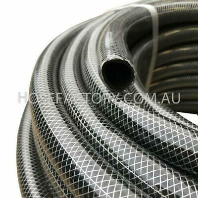 "Garden Water Hose 100M Heavy Duty 18MM - 3/4"" Made in Australia  8.5/10 KinkFree"
