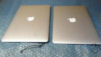 "LOT OF 2 Apple MacBook Pro Retina 13"" A1502 MID 2014 LCD Screen Assembly BROKEN"