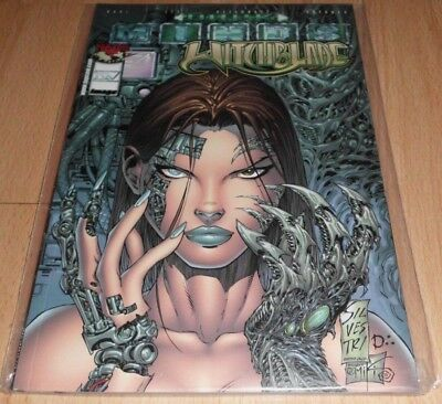 Darkminds Witchblade Special (2000) #1A...Published Aug 2000 by Image