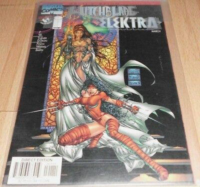 Devil's Reign (1997) #6...Witchblade / Elektra...Published Mar 1997 by Marvel