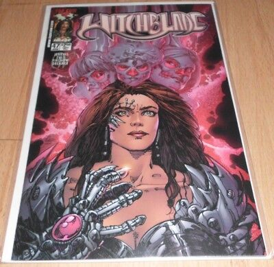 Witchblade (1995) #47...Published Apr 2001 by Image