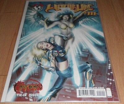 Witchblade (1995) #111...Published Nov 2007 by Image