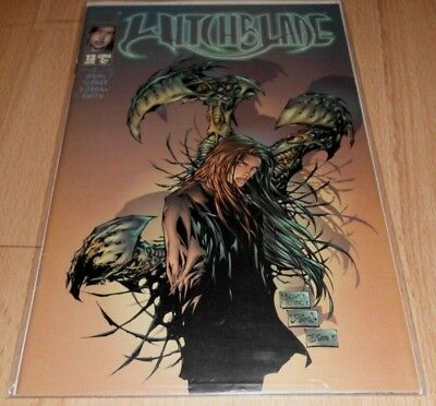 Witchblade (1995) #13...Published April 1997 by Image