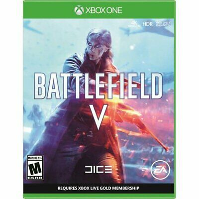 Brand New Battlefield 5 Battlefield V Xbox One Sealed