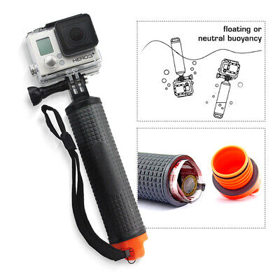 Floating Hand Grip Compatible with all GoPro Cameras Floaty